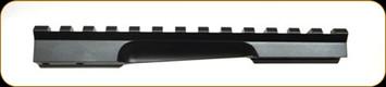 Ken Farrell - Rem 700 Short Action - Steel - Matte Black - 20 MOA