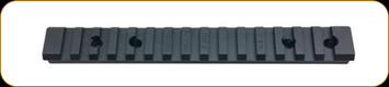 Ken Farrell - Tikka T3 - Steel - Matte Black - 20 MOA