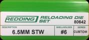 Redding - Full Length Sets - 6.5 STW - 80642