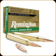 Remington - 30-06 Sprg - 165 Gr - Premier Copper Solid - Boat Tail - 20ct - 40200