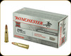Winchester - 218 Bee - 46 Gr - Super X - Jacketed Hollow Point - 50ct -X218B