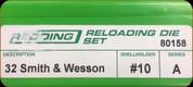 Redding - Full Length Sets - 32 S&W Long - 80158