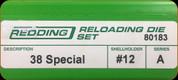 Redding - Full Length Sets - 38 Special - 80183