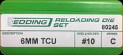 Redding - Full Length Sets - 6mm TCU - 80245