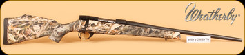 """Weatherby - 308Win - Vanguard S2 - Whitetail Bonz, Blued, Youth, 20"""""""