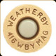 Weatherby - 416 Wby Mag - Unprimed Brass - 20ct - BRASS416