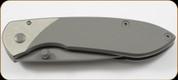 Buck Knives - Nobelman, Titanium - 0327TTS