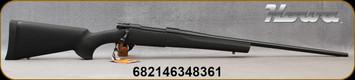 """Howa - 300WM - 1500 - Hogue Syn Blk/ 24"""" Barrel - Nikko Stirling 3.5-10x44 - Mfg# HGK63307+"""