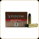 Fiocchi - 38 Spec - 158 Gr - Lead Flat Point Round Nose - 50ct - 38CA