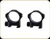 "Nightforce - XTRM - Ring Set - 1.0"" Medium - 34mm - Ultralight - 4 Screw - A223"
