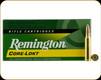 Remington - 25-06 Rem - 120 Gr - Core-Lokt - Pointed Soft Point - 20ct -  21515