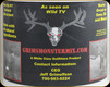 Grims Monster Mix - Game attractant - 2 US gallon bucket