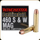 Winchester - 460 S&W - 260 Gr - Partition Gold - Jacketed Hollow Point - 20ct - SPG460SW