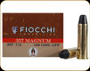 Fiocchi - 357 Mag - 158 Gr - Cowboy Action - Lead Flat Point - 50ct - 357CA