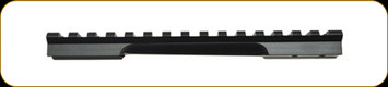 Ken Farrell - Weatherby M5 Standard - Steel - Matte Black - 20 MOA