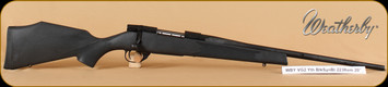 Weatherby - Vanguard S2 - 223Rem - Blk Syn, Bl, Youth, 20""