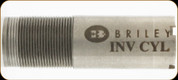 Briley - Invector Flush Cylinder Choke - 28 Ga - Browning