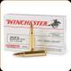 Winchester - 223 Rem - 55 Gr - USA Full Metal Jacket - 20ct -