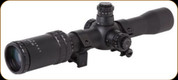 Sightmark - Triple Duty Riflescope - 2.5-10x32mm - Red/Grn Illuminated Dot Duplex Reticle
