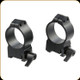 Warne - Maxima Series Quick Detach Steel Rings - Bruno/CZ 19mm - 30mm - High - 15BLM