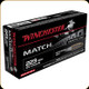 Winchester - 223 Rem - 69 Gr - Match - Matchking Hollow Point Boat Tail - 20ct - S223M2