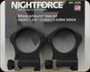 "NIGHTFORCE - XTRM - Ring Set - 1.375"" X-High - 34mm - Ultralight - 4 Screw - A226"