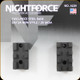 Nightforce - XTRM - Base - Sav SA New Style - 2pc - 20 MOA (6-48 Screws) - A229