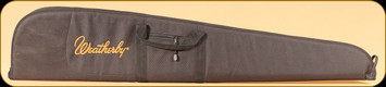 "Weatherby - 52"" - Soft Gun Case"