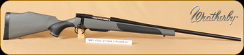 """Weatherby - 270Win -Vanguard S2 - Blk/Gry Syn, Detachable Mag, 24"""""""
