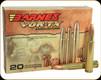 Barnes - 416 Rigby - 400 Gr - VOR-TX - TSX FB - 20ct - 22034