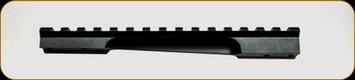 Ken Farrell - Rem 700 Long Action - Steel - Matte Black - 20 MOA