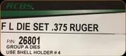 RCBS - Full Length Die Set - 375 Ruger - 26801