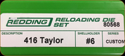 Redding - Full Length Sets - 416 Taylor - 80568