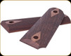 GSG - 1911 Hand Grips - Wood Composite