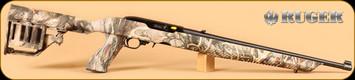 "Ruger - 22LR - 10/22 - TacStar Camo Stock, 2 Extra Magazines, 18.5"""