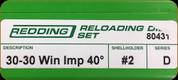 Redding - Full Length Sets - 30-30 Win AI - 80431