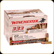Winchester - 22 LR - 36 Gr - Copper Plated HP - 333ct -22LR333HP