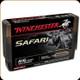 Winchester - 416 Rigby - 400 Gr - Safari - Nosler Solid Flat Nose - 20ct - S416RSLS
