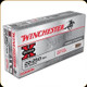 Winchester - 22-250 Rem - 55 Gr - Super X - Jacketed Soft Point - 20ct - X222501