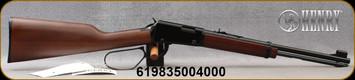 """Henry - 22LR - Lever Action Carbine - American Walnut Stock/Blued, 16.12"""" Barrel -  H001L"""