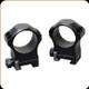 "Nightforce - XTRM - Ring Set - 1.265"" Intermediate - 30mm - Ultralite - 6 Screw - A267"