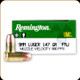 Remington - 9mm Luger - 147 Gr - UMC - Full Metal Jacket - 50ct