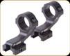 "Nikon - P-Series 2-Piece Scope Mount - Picatinny Style - Integral 1"" Rings - Flat-Top AR-15 - Matte - 835"