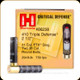 """Hornady - 410 Ga - 41 Cal - 2.5"""" - Two 35 Cal Round Balls - Critical Defense - FTX Slug - Triple Defense - 20ct - 86238"""