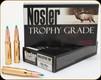 Nosler - 308 Win - 165 Gr - Trophy Grade - Ballistic Tip Hunting - 20ct - 60050