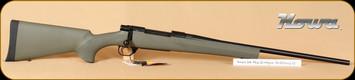 "Howa - 30-06Sprg - 1500 - Grn Hogue, 22"", Nikko Stirling 3.5-10x44LRX"