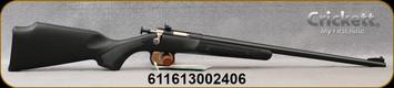 """Crickett - 22LR - BlkSyn/Blued, 16"""" Barrel"""
