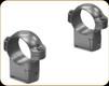 Leupold - Ringmounts - 30mm - CZ 527 - Medium - Matte