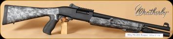 "Weatherby - PA 459 TR - 12Ga/18.5"" - 8-shot Reaper, Skull Camo, matte"