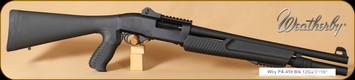 """Weatherby - PA 459 TR - 12Ga/18.5"""" - 8-shot Reaper, Blk, matte"""